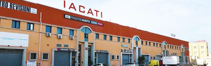 Iacati Cagliari - Vendita e installazione Porte e Finestre