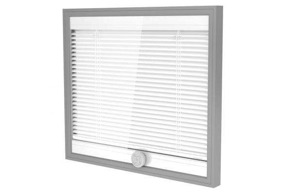 finestre con veneziane incorporate